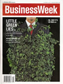 BusinessWeek Magazine Cover - October 2007